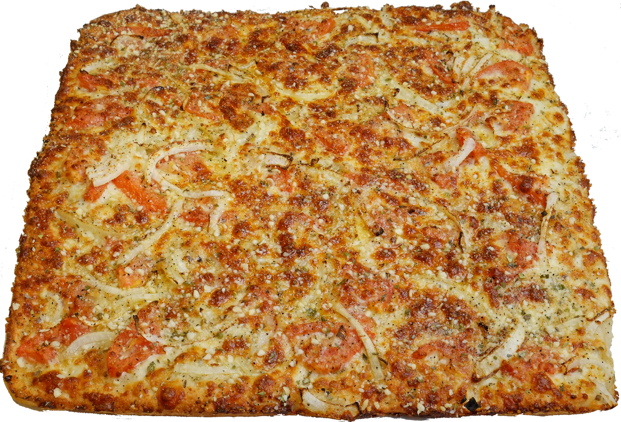 Full Classic White Pizza
