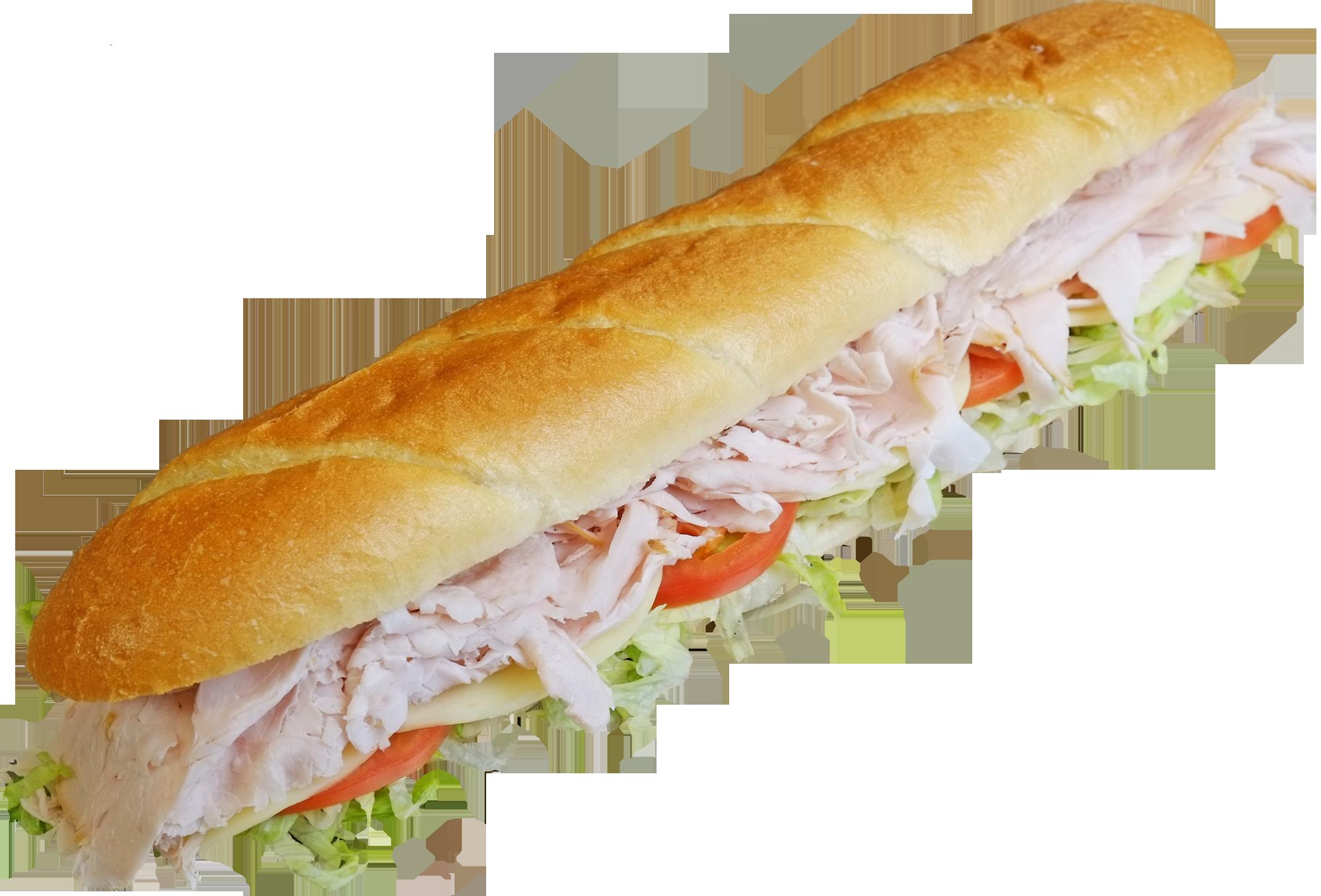 12 Inch Turkey Sub